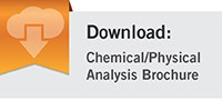 Download: Chemical/Physical Analysis Brochure